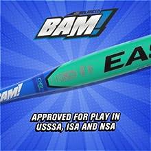 Easton BAM Slowpitch Bat