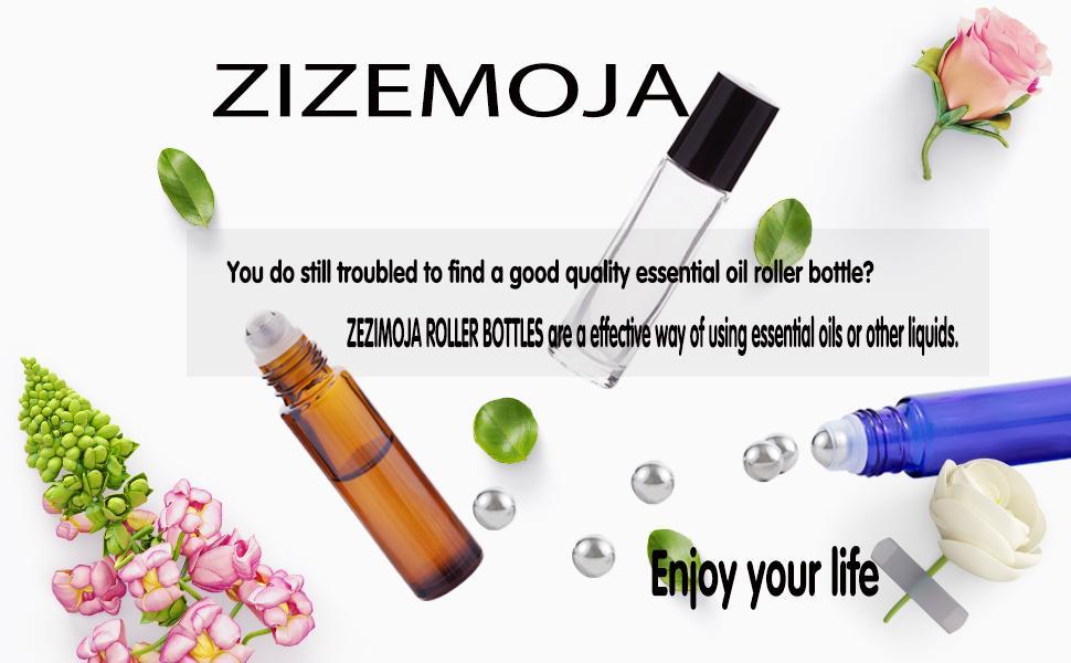10ml essential oil bottles