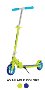 Spartan Folding Scooters 145MM