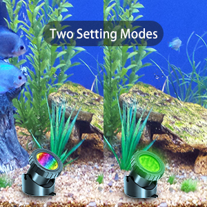 two setting mode