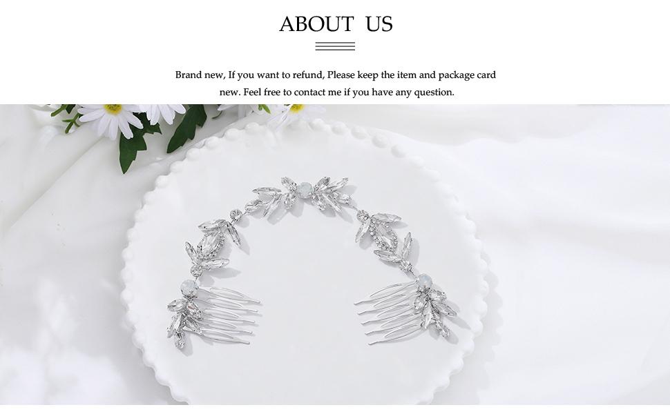 headpiece for bride hair piece for bride bridal side hair piece crystal hair pieces for bridesmaids