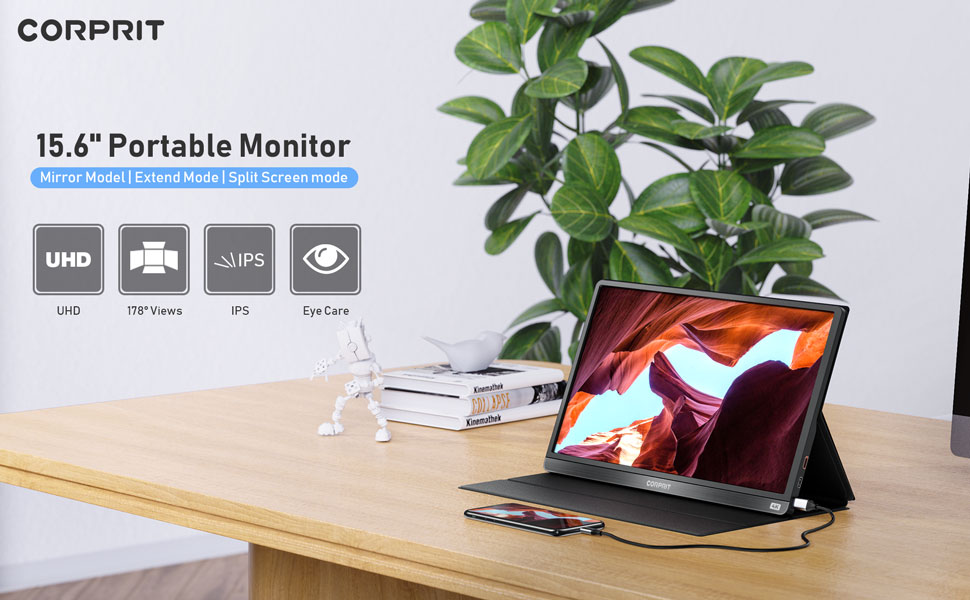 4K Portable Monitor