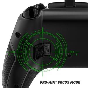 Pro Aim Focus Mode