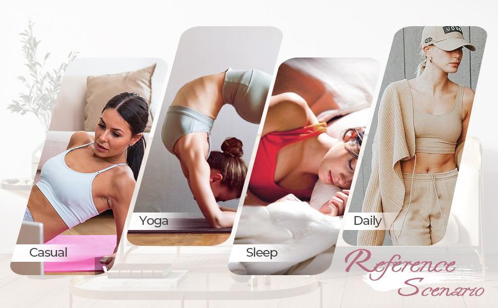 seamless wirefree sleep bra for women lift push up true bra thin soft comfortale daily bralettes