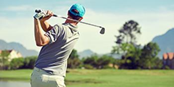 men golf shirt