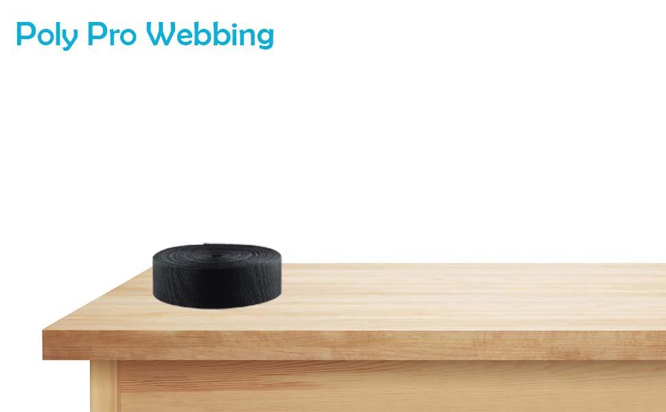 poly pro webbing