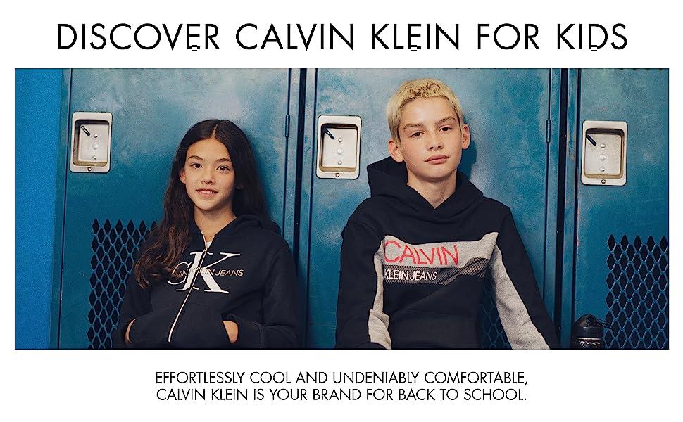 Discover Calvin Klein for Kids