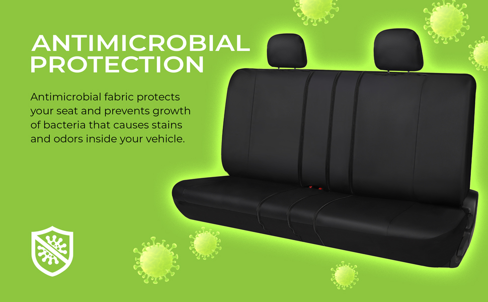 Antimicrobial Bench Seat Cover Protector Module 2