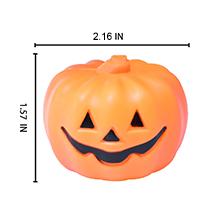 Pumpkin's size:2.16 x1.57inches