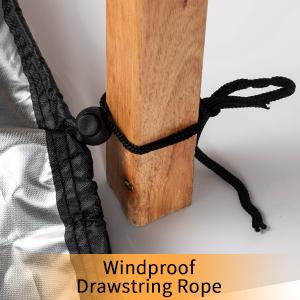 Windproof Design