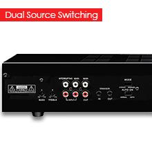 XMP100 Dual Source