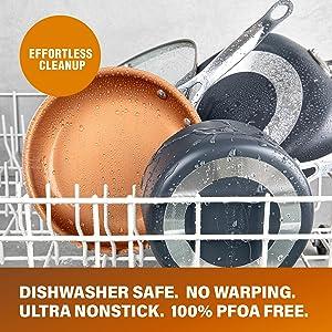 gotham steel fry pan