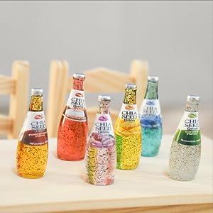 Miniature fruit juice drink 1