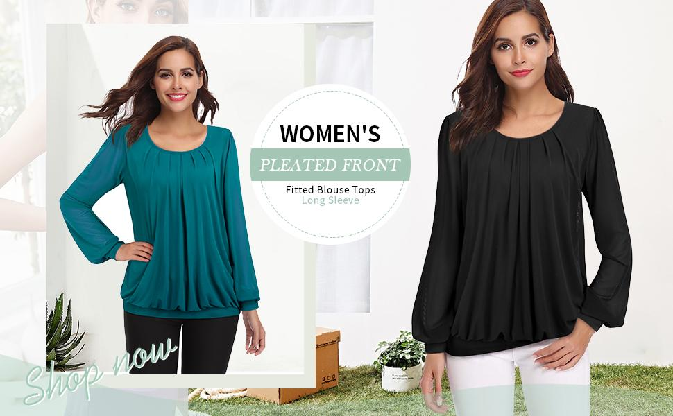 Womens Business Tops And BlousesPlus Size Shirts Blouses  For Work