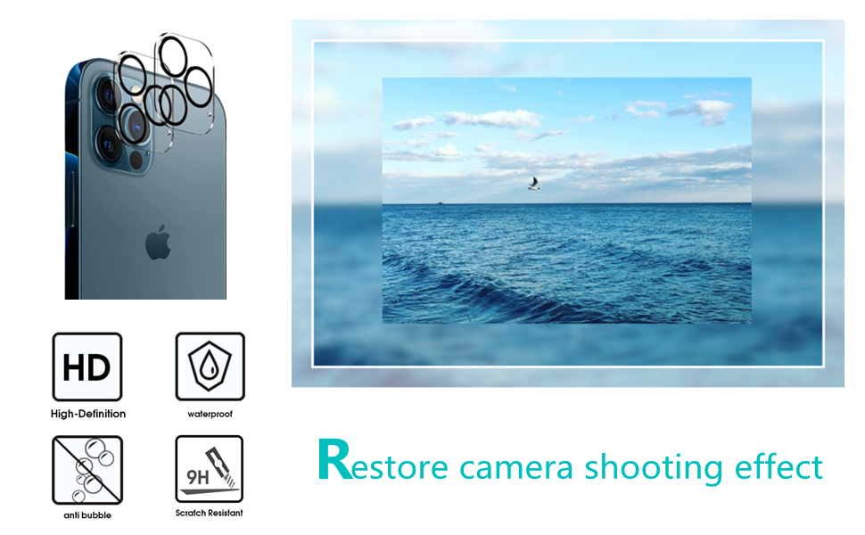 Restore shooting effect