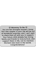 Mommy to be gift