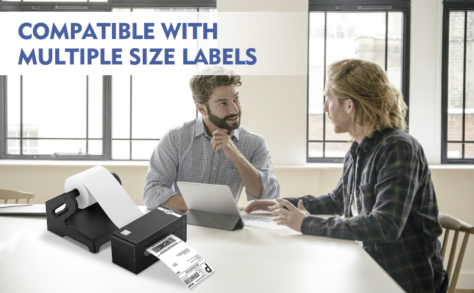 shipping supplies label printer product label printer