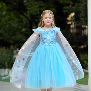 Elsa dress for toddler girl