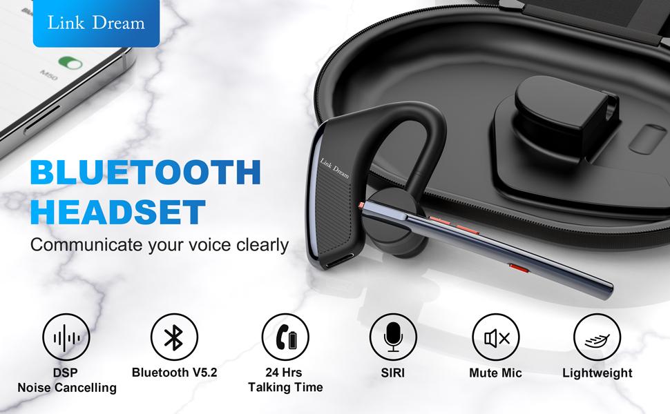 Link Dream Bluetooth Earpiece
