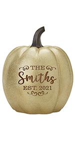 Established Pumpkin