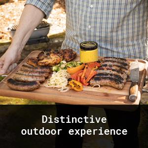 Distinctive Outdoor Experience
