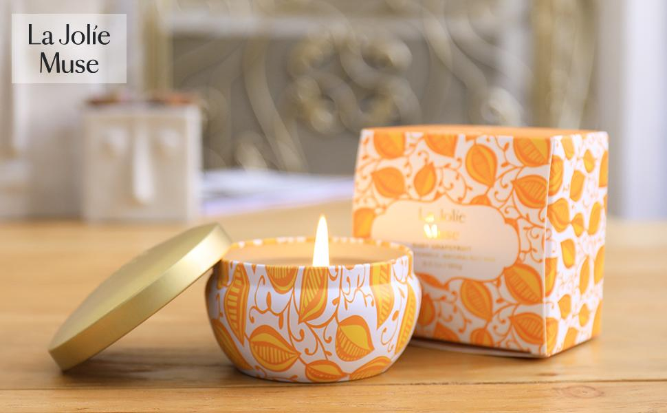 candle for home scented