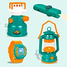 camping toys