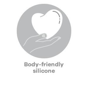 body-friendly silicone satisfyer partner vibrators
