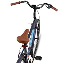 seat and grips