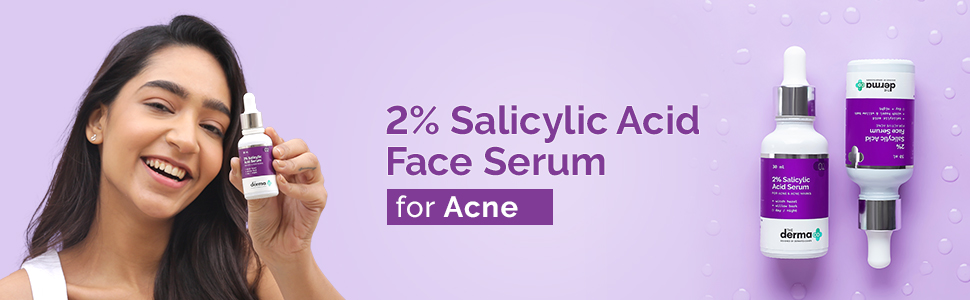 2% Salicylic Acid Face Serum