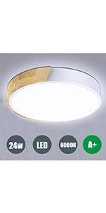 Plafonnier LED
