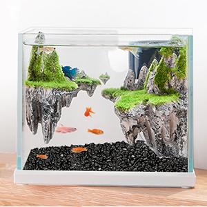black stone for fish tank