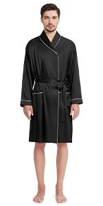 Silk Robe for Men Kimono