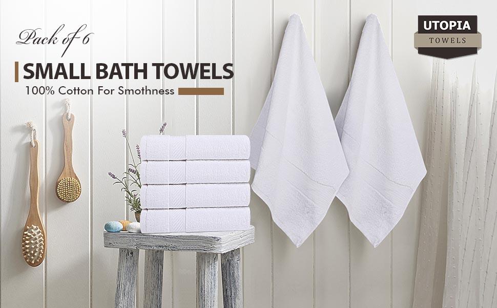 small bath towels