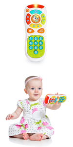 Baby TV Remote Control Toy