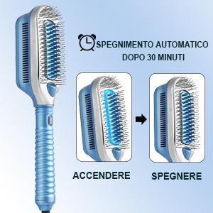 spazzola lisciante capelli elettrica