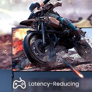 Latency-Reducing Game Mode