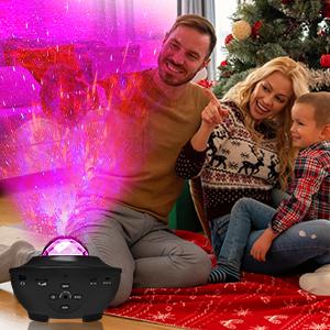 家庭用投影ライト