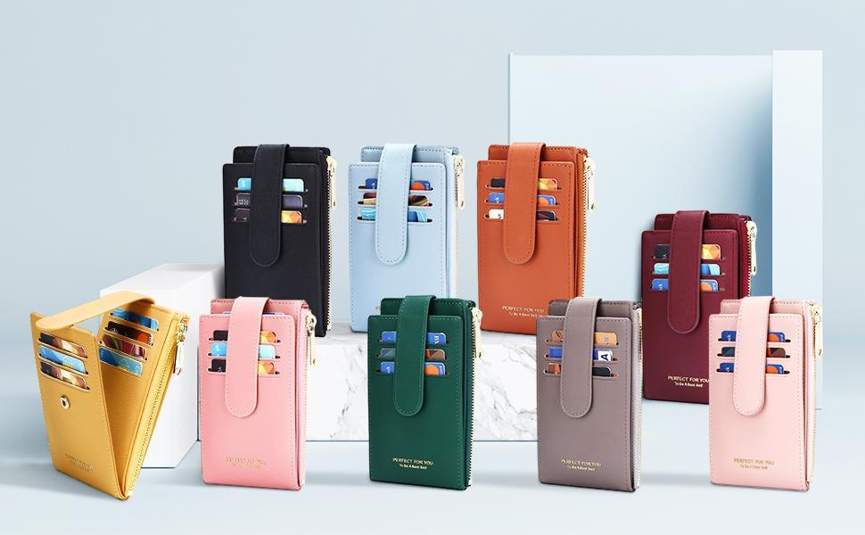 Multi-color wallet