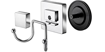 chrome suction cup hooks