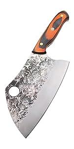 HS09 SERBIAN CHEF KNIFE