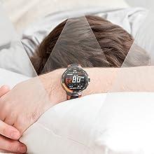 sleeping monitor watch