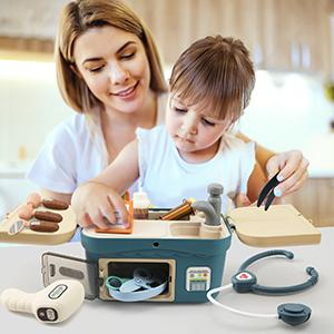 Doctor Kits for Kids Medical Playset Toys