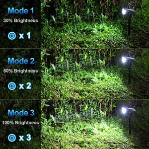 solar landscaping spotlights outdoor