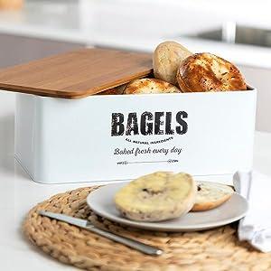 Bagel Box