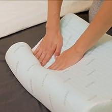 pillow pressing