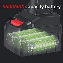 capacity battery