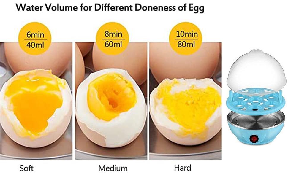 7 Egg Boiling Steamer,egg boiler,boiler,Non-Stick Electric boiler
