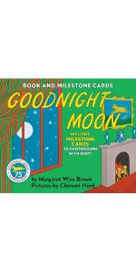 Goodnight Moon, Board Book, Baby, Milestone
