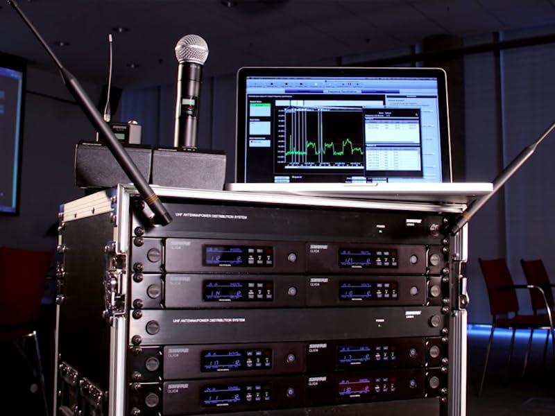 Shure QLX-D Wireless Systems